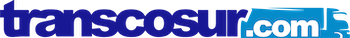 logo empresa servicio transporte transcosur