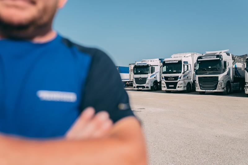 profesionales del transporte internacional por carretera