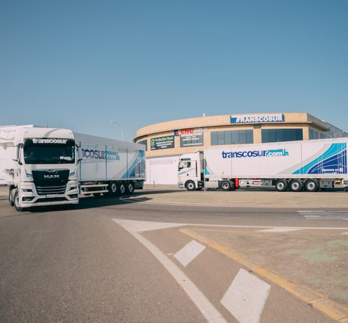modernas instalaciones gestion transporte por carretera